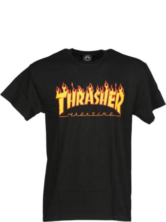 Thrasher Trasher Trasher Flame T-shirt