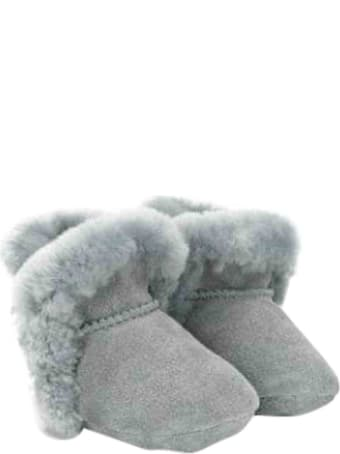 UGG Ankle Boots With Fur
