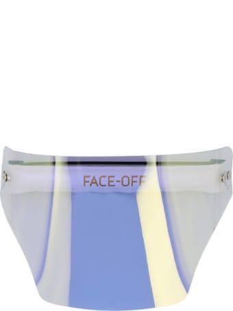 Face-Off 'oro Luce' Visor