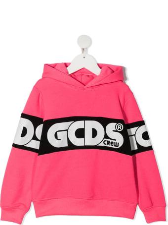GCDS Mini Logo Band Hoodie