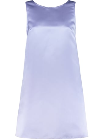 Elisabetta Franchi Celyn B. Bow Detail Mini-dress