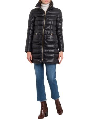Herno Maria Long Down-jacket