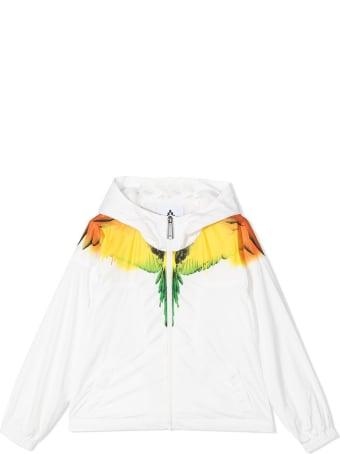 Marcelo Burlon Jacket With Wings Print