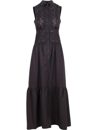 Ermanno Scervino Cotton Dress