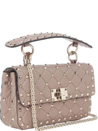 Valentino Garavani Rockstud Spike Handbag