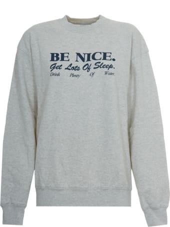Sporty & Rich Be Nice Crewneck