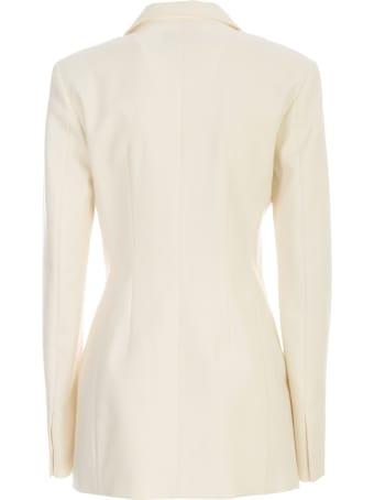 Joseph Joplin Wool Silk Tux Blazer Jacket