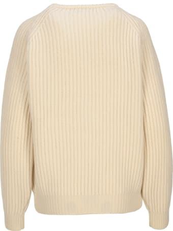 Haider Ackermann Ribbed-knit Jumper
