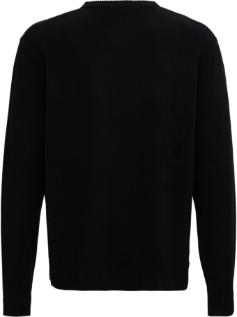 Givenchy Cashmere Sweater With Logo Print