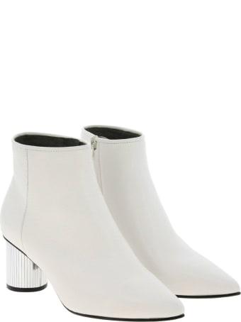 Pedro Garcia Heeled Booties Shoes Women Pedro Garcia