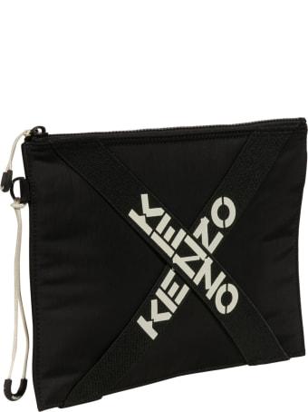 Kenzo Classic Large Clutch