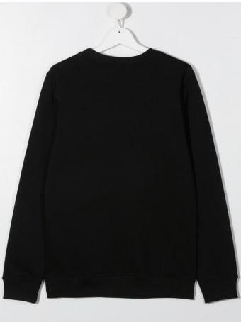 Givenchy Felpa Di Cotone Con Logo