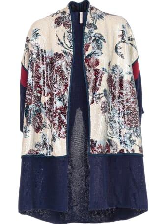 Antonio Marras Ribbed Knitted Cardigan