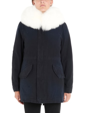 Mr & Mrs Italy 'new York' Parka