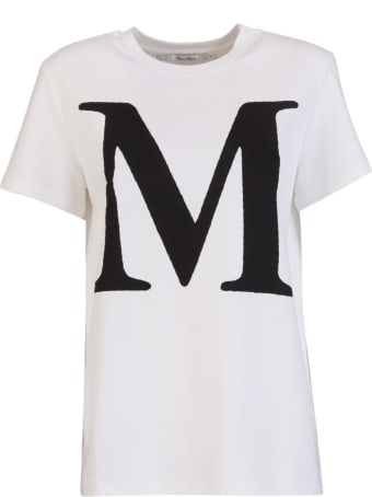 Max Mara Ufo Cotton Jersey T-shirt