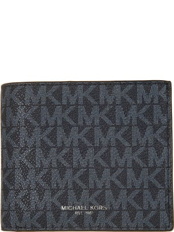 Michael Kors Logo Billfold Wallet