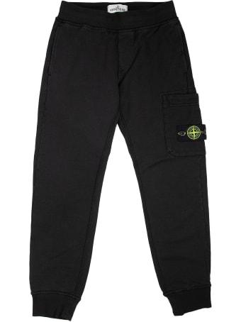 Stone Island Jogging Trousers Black