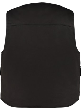 Stussy Insulated Fabric Vest