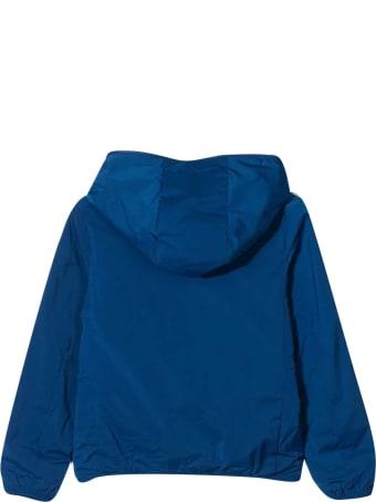 Save the Duck Waterproof Hooded Teen Jacket