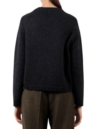 Massimo Alba Grey Gisele Sweater
