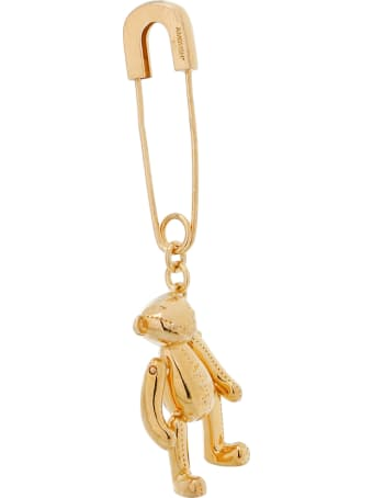 AMBUSH Teddy Bear Safety Pin Earring
