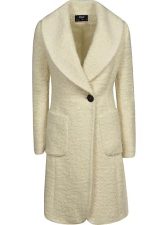 Eddy Monetti Single Buttoned Coat