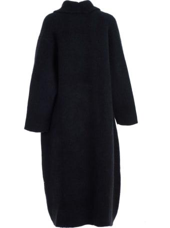 Boboutic Coat Long Shirt Collar