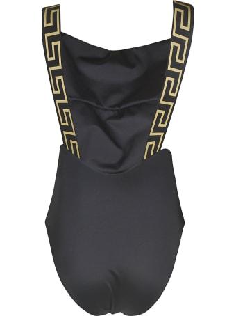 Versace Slim-fit Swimsuit