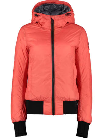 Canada Goose Dore Techno Fabric Padded Jacket