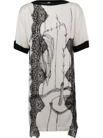 Antonio Marras Embroidered Tunic