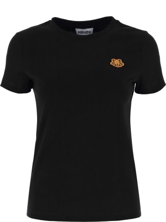 Kenzo Tiger Patch T-shirt