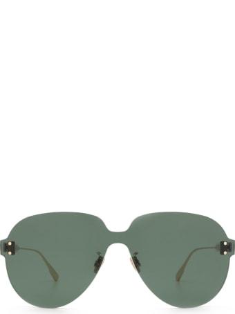 Dior Dior Diorcolorquake3 Green Sunglasses