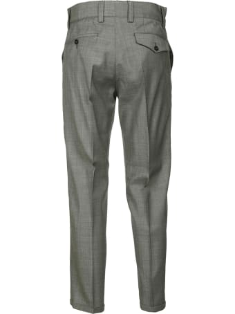 PT01 Classic Straight Trousers