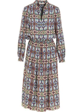 Tory Burch 'garden Maze' Dress