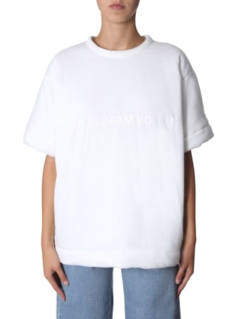 MM6 Maison Margiela T-shirt With Logo