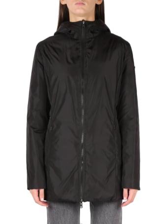 Refrigiwear Long Doris Down Jacket In Technical Fabric