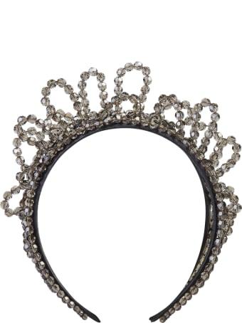 Simone Rocha Embellished Headband