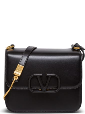 Valentino Garavani Vsling Crossbody Bag In Leather