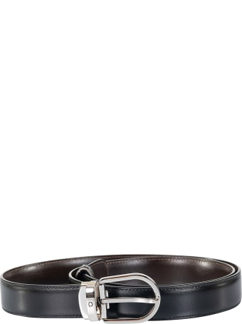 Montblanc Buckled Belt