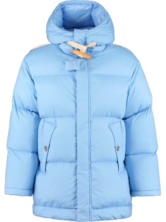 Moncler Genius Conwy Hooded Down Jacket