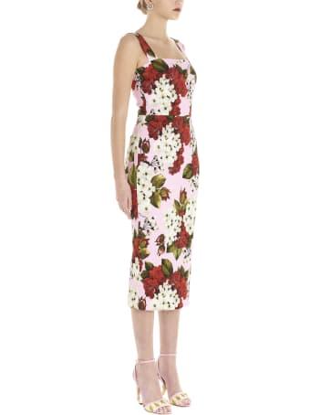 Dolce & Gabbana 'gerani' Dress