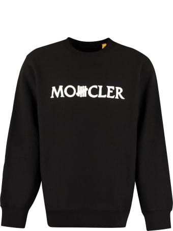 Moncler Cotton Crew-neck Sweatshirt