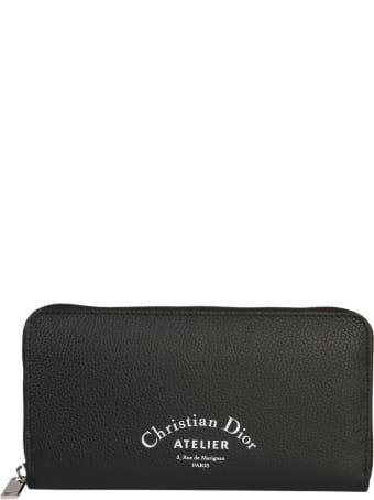 Dior Homme Zip Around Wallet
