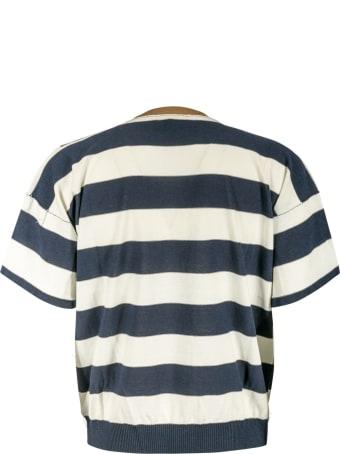 Maison Flaneur Stripe T-shirt