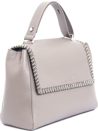 Orciani Mud Leather Sveva Bag
