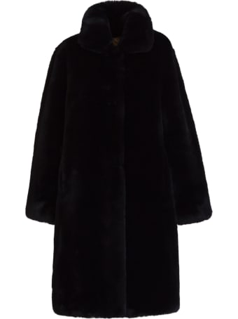 Bully Shearling Coat