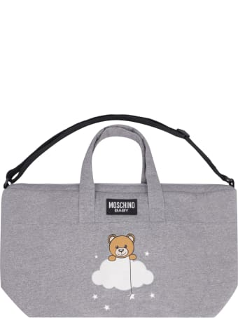 Moschino Teddy Patch Changing Bag