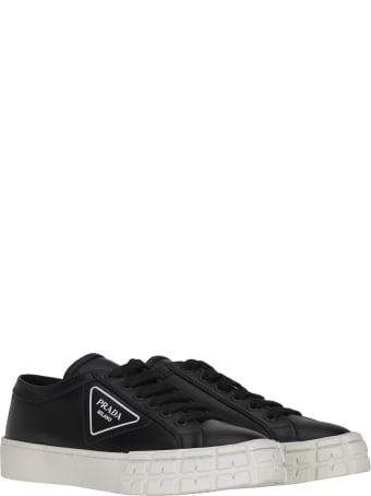 Prada Wheel Sneakers