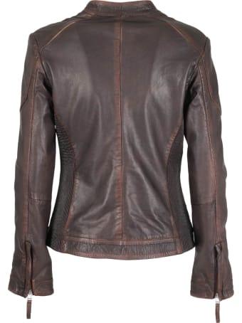 The Jackie Leather Jacket