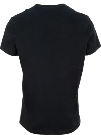 Balmain Tshirt Fluo Logo